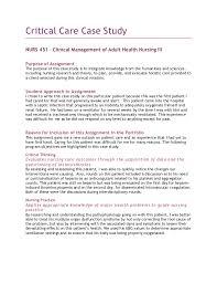 Graduate Nursing School Essay NYU Personal Statement