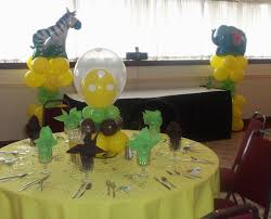 Boy Baby Shower Centerpieces by Jungle Theme Baby Shower Centerpieces Http A Simplyelegant Com