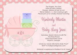 Baby Shower Invitation Cards Templates Baby Shower Invitation Wording Kawaiitheo Com