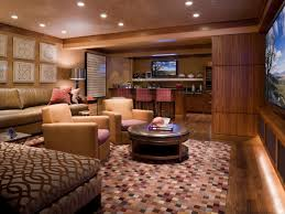 basement design and layout hgtv
