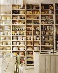 Kitchen Shelving Go Big Floor To Ceiling Kitchen Shelves Kitchen Shelves