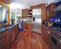 Bamboo Flooring In Kitchen Pros And Cons Hardwood Floor In A Kitchen Is This Allowed