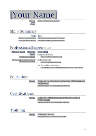 Adoringacklesus Personable Creddle With Excellent Resume       basic resume template free