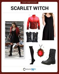 scarlet witch costume comics dress like scarlet witch costume halloween and cosplay guides