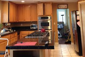 California Kitchen Cabinets Kitchen Cabinets Paint Job Residential Oxnard California