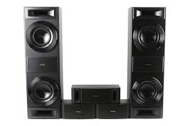 pioneer home theater pioneer todoroki 5 0 home theatre system with 105w 5 1 channel