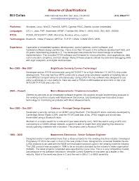 Examples For A Resume by Resume Qualifications Example Resume Skill Resume Help Resume