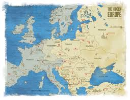 Western Europe Political Map by Where Is Eastern Europe And What Countries Are In It The Hidden
