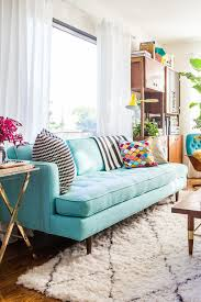 Mid Century Modern Sofa Cheap by 84 Affordable Amazing Sofas Under 1000 Emily Henderson