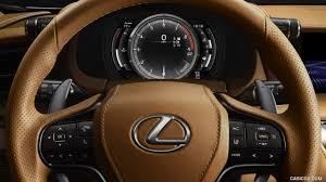 lexus coupe lc 500 2017 lexus lc 500 coupe interior steering wheel hd wallpaper 42