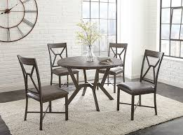 Steve Silver Dining Room Furniture Steve Silver Dining Room Alamo Round Dining Table