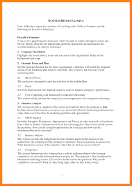 business trip report template pdf 8 business report example for students buyer resume