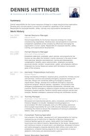 Human Resources Resume Samples by Human Resource Manager Resume Samples Visualcv Resume Samples