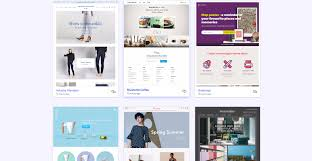 ecommerce website design gallery u0026 tech inspiration with 317 shops
