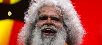 He is the star of 'Jack Charles V The Crown', a play about his life – told by him at Sydney's Belvoir Street Theatre this year. - Jack-charles2