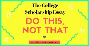 Scholarship application essays Etusivu