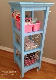Bathroom Craft Ideas Bathroom Craft Storage Unit Within Bathroom Storage Cart