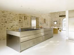 Kitchen Island With Cooker  Sink Home Renovation In Treia Italy - Italian kitchen sinks