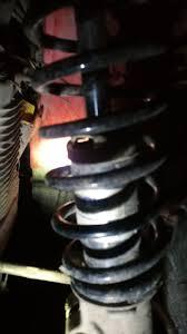 softer rear shocks springs polaris atv forum