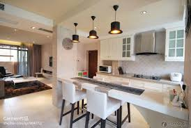 Living Room Design Ideas Apartment 1000 Images About Small Open Living Room And Kitchen On Pinterest