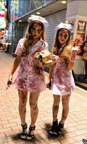 Girls Zombie Halloween Costumes 25 Zombie Nurse Ideas Zombie Nurse Costume