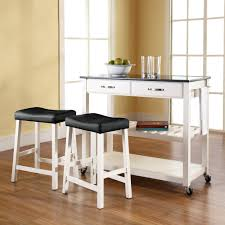 Kitchen Carts On Wheels by Wonderful Stainless Steel Kitchen Carts On Wheels