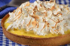 lemon meringue tart joyofbaking com video recipe
