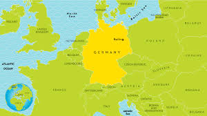 Map Germany by Germany Country Profile National Geographic Kids
