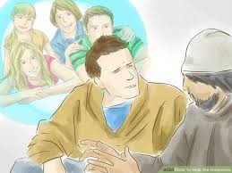Image titled Help the Homeless Step    wikiHow