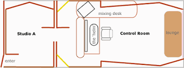 Recording Studio Floor Plans The Many Faces Of A Shipping Container U2013 U201crecording Studio In A