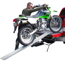 motocross dirt bikes folding single runner dirt bike loading ramp 7 u0027 long discount ramps