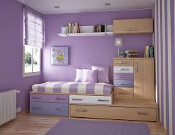 Single Bedroom Furniture Kids Bedroom Beautiful Light Purple Color Girls Bedroom Ideas