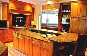 Hickory Kitchen Cabinet Doors Knotty Pine Kitchen Cabinets Lowes Tehranway Decoration