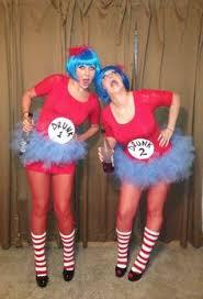 Red Solo Cup Halloween Costume Drunk 1 Drunk 2 Diy Halloween Costume Dr Seuss College