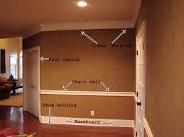 Craftsman Home Interiors Interior House Trim Molding Homes Abc
