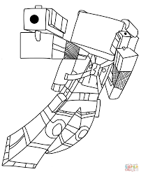 minecraft coloring pages free coloring pages