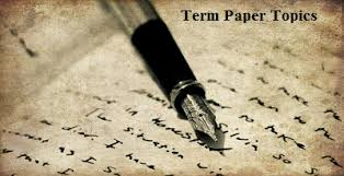 Interesting Term Paper Topics Writing Help ProfEssays com Term Paper Topic Writing