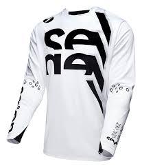 black motocross jersey seven mx men u0027s rival chop motocross jersey ebay