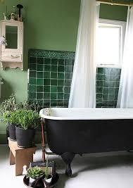 Green Tile Backsplash by 84 Best Green Bathrooms Images On Pinterest Bathroom Ideas