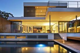amazing house designs with magnificent swimming pool home design