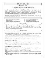 Accounting Resume Examples by 9 Sample Accounting Resume Bank Treasurer Resume Treasury