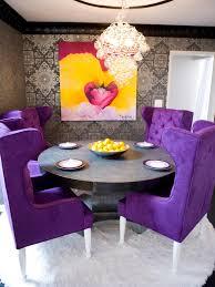 Purple Dining Room Dining Room Light Fixtures Under 500 Hgtv U0027s Decorating U0026 Design