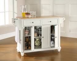 wickes kitchen island crosley furniture alexandria natural wood top kitchen island in