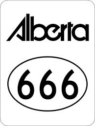 Alberta Highway 666