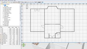 Home Design Free Plans by Free Floor Plan Software Sweethome3d Review
