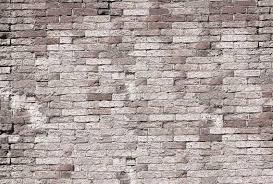 Deco Mur Exterieur Mur De Brique Poster Mural Trompe L U0027oeil Briques Au Look Industriel