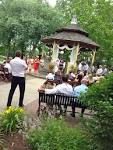 Boyd's Blog: Dan and Lindsey's Romantic Wedding « Q104 Cleveland q104.cbslocal.com