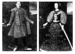 Nádasdy Ferenc és Nádasdy Ferencné képmása