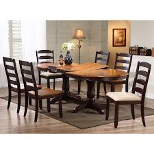 dining room round butterfly leaf dining table dining table with