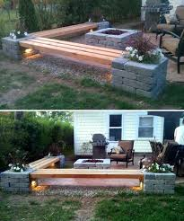 patio patio ideas fire pit patio designs with gas fire pit